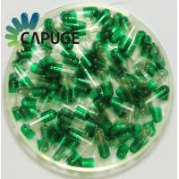 China Empty Hard Gelatin Capsules Shells Size 0, 1, 2, 3, 4# any Color/ 99.7% Filling Rate / Halal and FDA certified on sale