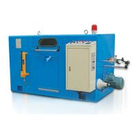 Buy cheap Heavy Duty Horizontal Copper Wire Twisting Machine Customized Color product