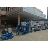 Buy cheap Professional Horizontal Cable Extruder Machine For Computer / Building Wire product