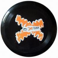 Buy cheap Flying Disc, Made of Plastic product