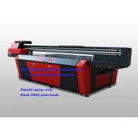 Buy cheap CE Flatbed UV printer  Wide Format 2500 x 1300 mm With Ricoh GEN5 Print Head product