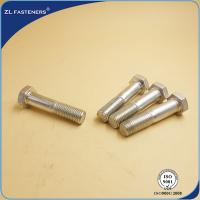 Buy cheap High Strength Full Thread Bolts Stainless Steel GB / DIN Standards product