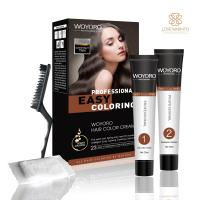 Buy cheap Weak Aroma Hair Color Kit product
