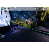 Buy quality Digital Movie Technology 4D Movie Theater 4D Cinema With Amazing Effect at wholesale prices
