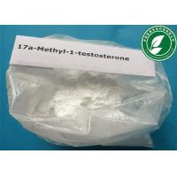 Buy cheap Raw Steroid Powder For Muscle Building M1T 17a- Methyl -1-Testosterone CAS 65-04-3 product