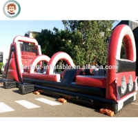 Buy cheap Cheaper price obstacle course inflatable obstacle outdoor event from wholesalers