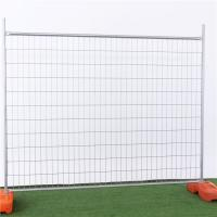Buy cheap Durable Long Life Australian Temporary Fencing For Wire Diameter 4mm X 4mm product
