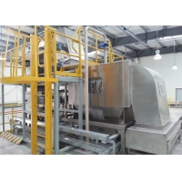 Buy cheap Chemical Industry 1800 Bags / Hour 70kg Bag Slitter product