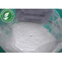 Buy cheap Raw Steroid Powder Pharmaceutical Grade Testosterone Enanthate CAS 315-37-7 product