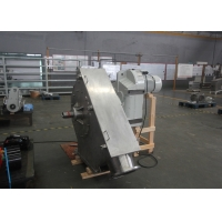 Buy cheap Material Zero Leftover Space Saving 15KW Tubular Drag Conveyors product