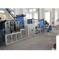 Buy cheap Full Automatic Non Woven Cloth Making Machine With Effective Motor Industrial product