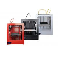 Buy cheap Multi-Function Home Use DIY FDM Large Print Size Metal 3D Printer with Heat Bed from wholesalers
