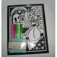 Buy quality Velvet Art Board at wholesale prices