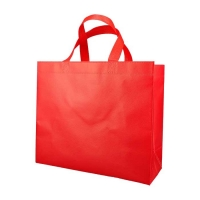 AZO Free Breathable Custom Printed Non Woven Tote Bags Folding Laminated for sale