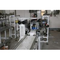 Buy cheap High Capacity Disposable Hand Gloves Machine , Full Automatic Plastic Glove Making Machine product