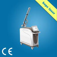 Buy cheap 650nm Laser Therapy Equipment For Picosecond Tattoo Removal / Eyebrows Remover from wholesalers