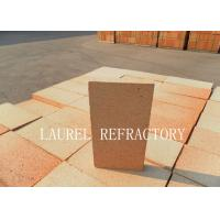 Buy cheap Large Fire Clay Brick For Furnace / Kiln Good Thermal Shock Resistance product