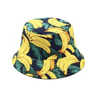 Buy cheap Round Brim 58cm Fisherman Bucket Hats For Young People product