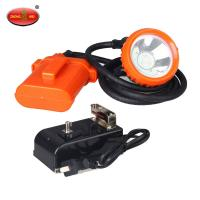 Buy cheap KJ3.5LM High Power LED Mining Safety Cap Lamp product