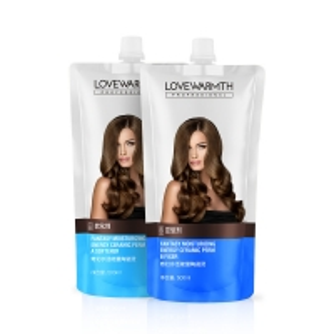 Buy cheap No Damage 500ml Permanent Hair Ceramic Perm Cream product