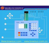 Buy cheap LED Flexible PCB Keypad And Membrane Keyboard Switch With Metal Dome product