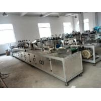 Buy cheap 50/60 HZ ,220V/380V Disposable Nurse /doctor Cap Making Machine used in hospital product