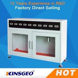 Buy cheap KJ-6010 Peel Adhesion Test Equipment / Viscosity Testing Equipment 10 Sets Weights product