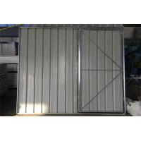 Buy cheap Australian Standard AS 4687-2007 Temporary Hoarding Panels 2.0x2.0m No Damage To Ground product