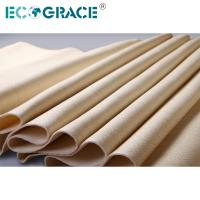 Buy cheap Air Filter Material Needle Felt Filter Aramid / Nomex / PPS / Fiberglass PTFE from wholesalers