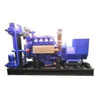 Buy cheap ISO 160kW 200kVA 50/60 Hz natural gas generator set with Deutz engine product