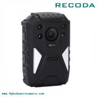 Buy cheap RECODA Live Stream 4G Body Camera GPS Tracking Alarm Trigger Waterproof IP68 product