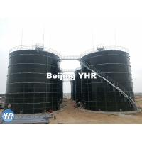 Buy cheap Cow Dung Biogas Digester 3 - 13 Mm Panel Thickness 100% Gas Tight Roof product