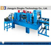 China High Efficiency Multi PunchingCable Tray Manufacturing Machine 45 Degree Cutting on sale