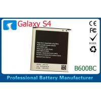 Buy quality 2600mAh Samsung Phone Battery Replacement B600BC For Galaxy S4 I9500 I9505 I9508 at wholesale prices