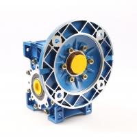 Buy cheap WNMRV gearbox worm gear box with input flange worm geard motor speed reducer from wholesalers