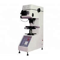 220v Led Display 50hz / 60hz Ac Vickers Micro Hardness Testing Machine for sale