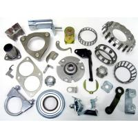 Buy quality OEM Precision Assembly Stamping Metal Parts / Nickel Plated at wholesale prices
