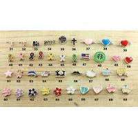 Buy cheap Fashion Stainless Steel Glass Floating Lockets Pendant charms product