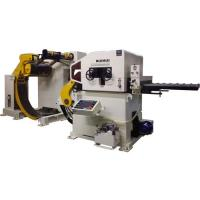 Buy cheap OEM Steel Coil Uncoiler , Automatic Feeding Press Punch Roller Feeder product