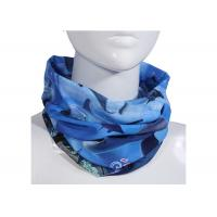 Buy cheap Absorb Sweat  Neck Scarf For Soccer Player , Breathable Football Uv Protection  product