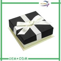 Buy cheap Father'S Day Promotion Recycled Kraft Paper Gift Boxes With Offset Printing product
