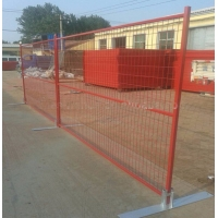 Buy cheap Electro Galvanized 4ft Canada Temporary Fence product