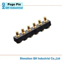 Buy cheap 6Pin2.5mm Pitch Pogo Pin Connector product