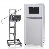 Stable Performance Cable Testing Machine, PLC Automatic Anti Ignition Testing Machine for sale