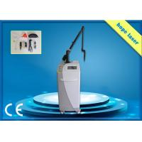 Buy cheap Tattoo removal Q Switched ND YAG Laser CE certificate 1HZ - 10HZ product