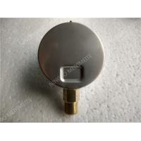"""2""""( 50mm ) Stainlee Steel Bottom Entry Liquid Filled Pressure Gauge Filled With"""