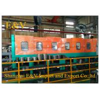 Buy cheap 200kw Total power Metal Rolling Mill , 35mm - 25mm zinc rod rolling mill product