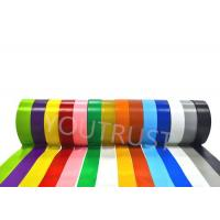 Buy cheap Colored Automotive Wiring Tape AW13F Heat Resistant Tape For Car Engine product