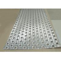 Buy cheap Fin Strip With Hole Aluminum Extrusion Profiles For Heat Exchange Materials product