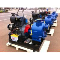 Buy cheap 500GPM air cooled diesel engine fire pump 30hp 7 bar pressure hydrants coupling from wholesalers